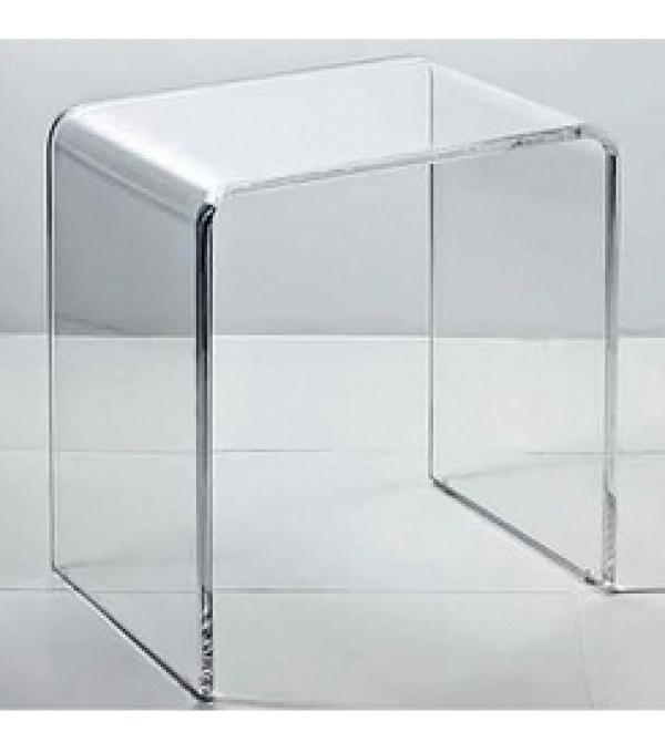 Пластиковый стульчик Timo для душевой кабины