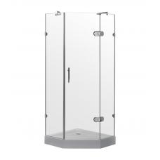 Душевой уголок Timo BY-839 (90*90) прозрачное стекло